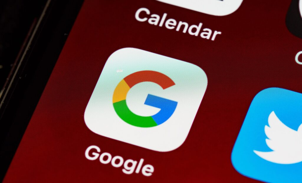 Google Chrome trackingcookies