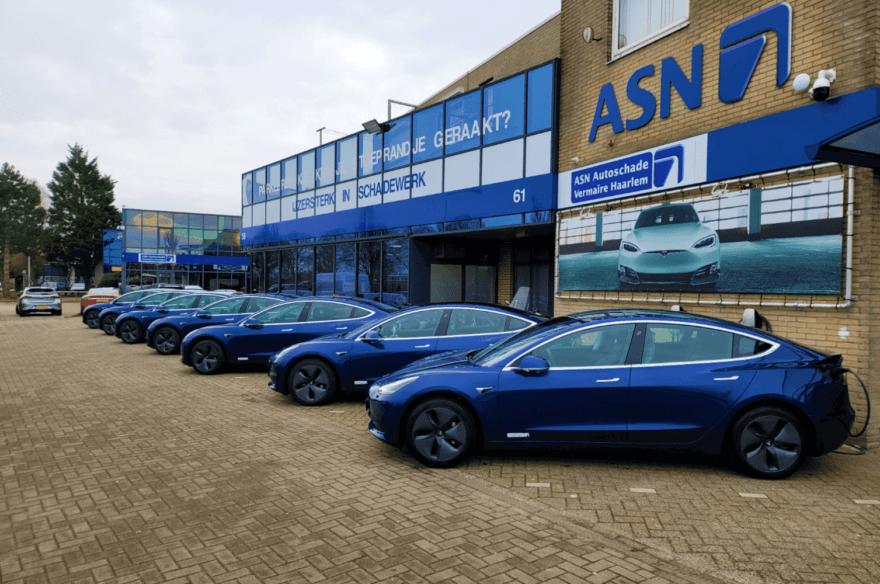 ASN Autoschade Vermaire Haarlem